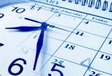 Horarios definitivos 7 Y 8 de MAYO